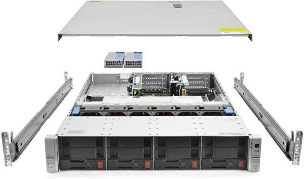 HP ProLiant DL380 G9 - 8 Lff