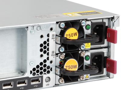 HP ProLiant DL380P G8 - 12Lff