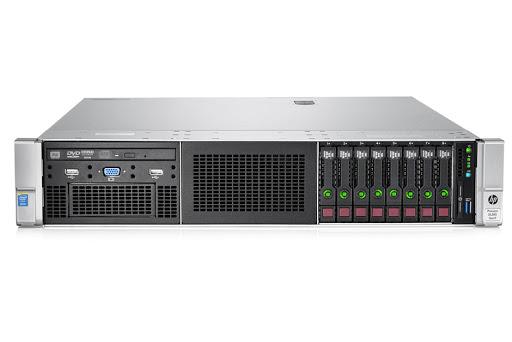 HP ProLiant DL360 G9 - 8 Sff