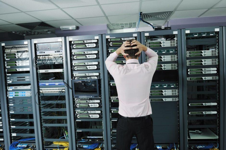 سرور استوک HP