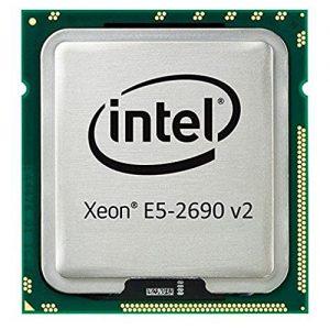 سی پی یو سرور اینتل Xeon E5-2690 v2