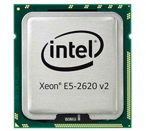 پردازنده اینتل مدل Xeon E5-2620 v2
