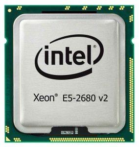 سرور اینتل Xeon E5-2680 v2